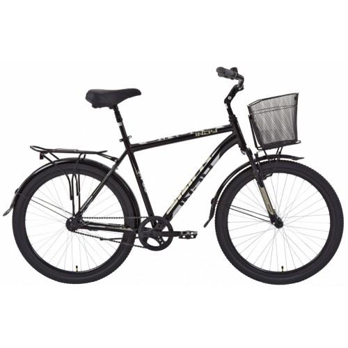 Велосипед Stark Indy Single + корзина (2014)