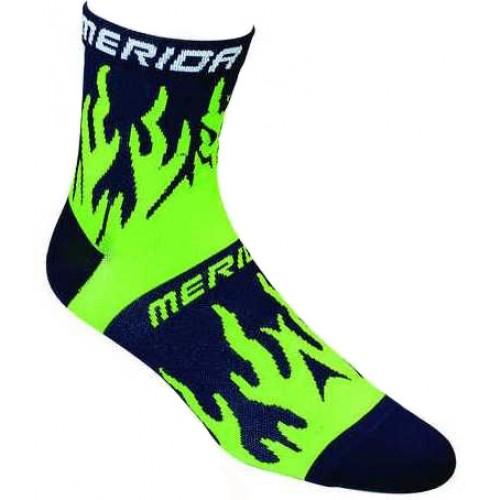Носки Merida team flame size: S/L