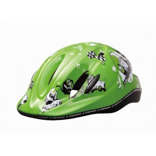 Шлем Merida J400 green size: S (52-58cm)