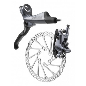 Тормоз Avid Elixir 3 Grey 160mm HS1 Front w Left Lever 850mm