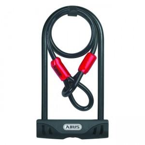 Велозамок ABUS FACILO 32 & Cobra 32/150HB Тип: U-lock Уровень защиты: