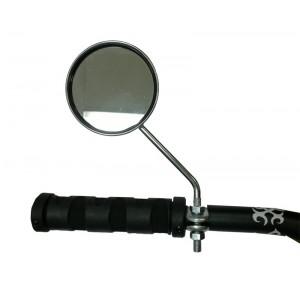 Зеркало CL-101 круглое с катафотами