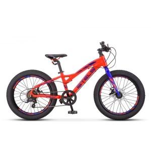 """Велосипед Stels Adrenalin MD 20"""" V010 Неоновый-красный (LU091591)"""