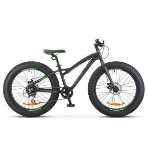 "Велосипед Stels Aggressor MD 24"" V010 Черный (FAT)(LU091592)"