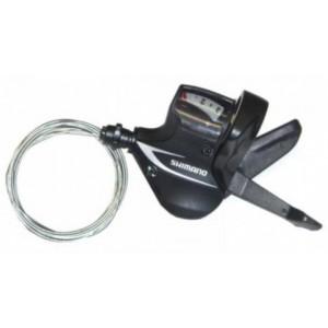 Шифтер Shimano Acera, SL-M360, лев, 3ск, 1800мм
