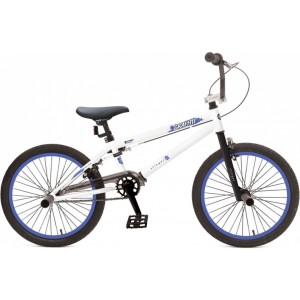 "Велосипед Stinger BMX Graffiti 20"" белый"