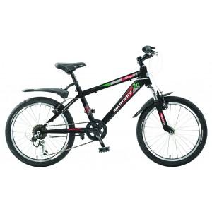 """Велосипед NOVATRACK 20"""" POINTER чёрный"""