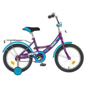 "Велосипед NOVATRACK 20"" URBAN синий"