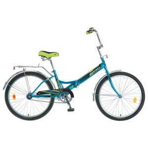 Велосипед NOVATRACK TG-24 Classic складной