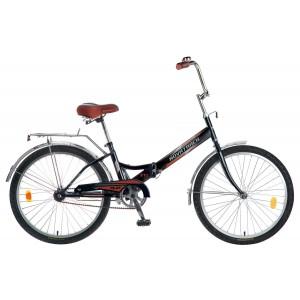 """Велосипед NOVATRACK FS-24 24"""" складной"""