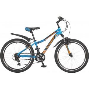 "Велосипед Stinger 24"" Boxxer синий"