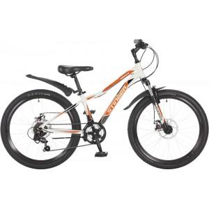 "Велосипед Stinger 24"" Boxxer D белый"