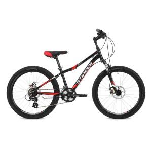 """Велосипед Stinger Boxxer D 2.0 24"""" рама 12,5"""""""