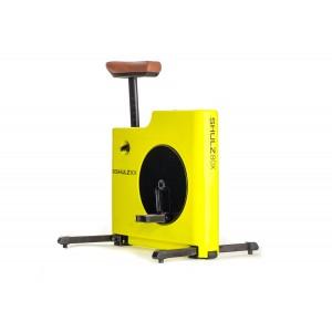 Велотренажер Shulz BOX жёлтый