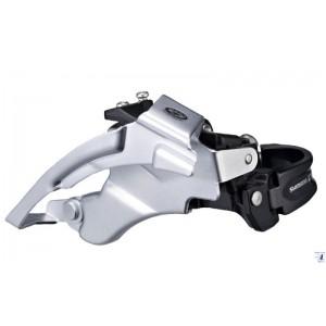 Переключатель передний Shimano Deore FD-M590M6 48/44T 31,8мм, универ тяга