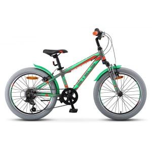 "Велосипед Stels 20"" Pilot 260 Gent V010 (LU091515)"