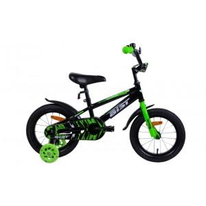 """Велосипед для детей Aist Pluto """"14"""" зеленый"""