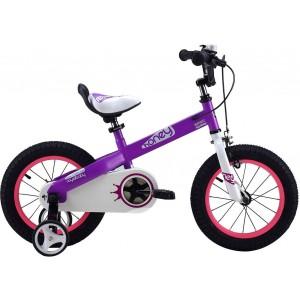 """Велосипед Royal Baby Honey Steel 14"""", стальная рама"""