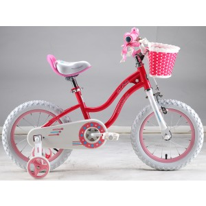 Велосипед Royal Baby Stargirl Steel 16""
