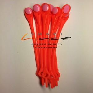 Силиконовые шнурки Smart Lace Коралловый