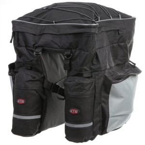 Сумка велосипедная STG на багажник мод. 14590-D размер M (