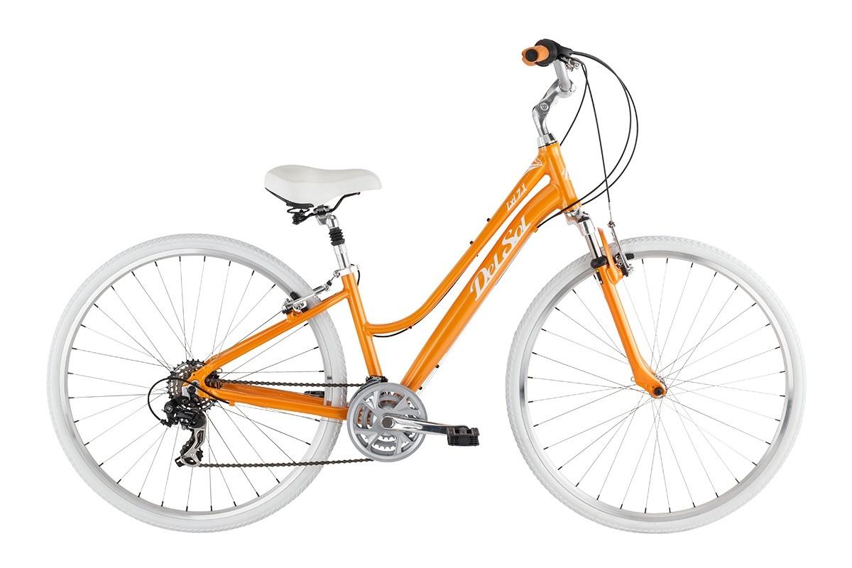 Женский велосипед Haro Lxi 7.1